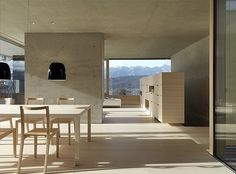 Architecture Photography: Germann House / marte.marte Architekten - Germann House - marte.marte Architekten (52408) – ArchDaily #interior #house #marte #germann #design #architecture #minimal #architecten