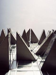 concevoir #architecture #balcony #facade