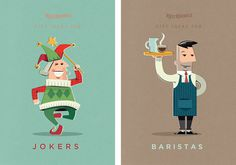 KRINGLE CHARACTERS - Jimmy Gleeson Design #human #illustration #character