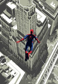 IMAX Exclusive Poster For The Amazing Spider Man 2 #man #spider #poster