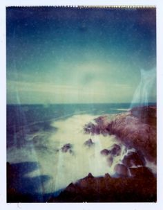 Lok Mazé by Colth Sivers #pinhole #photography #polaroid