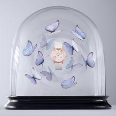 Imagine Omega Watch Campaign – Fubiz™ #cgi #photography #watch