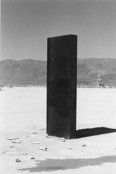 YIMMY'S YAYO™ #sculpture #black #cracken #art #desert