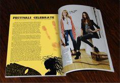 Facebook #branding #africa #yellow #design #book #culture #jack #layout