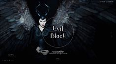 Disney Maleficent – Evil is the new Black