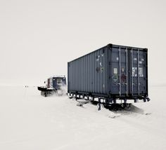 Lars Focke Photography12 – Fubiz™ #container #snow