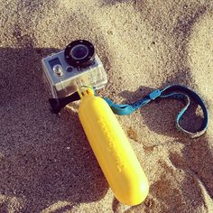 GoPro Bobber Floating Hand Grip #tech #flow #gadget #gift #ideas #cool
