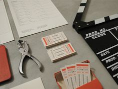 Nicola Schito Filmmaker Brand Identity
