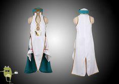 Magi Labyrinth of Magic Kouha Ren Cosplay Costume + Wig #cosplay #ren #costume #kouha