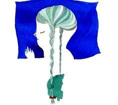 image #plait #dream #swing #pillow #illustration #bear