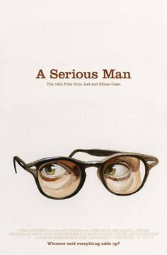 serious-man #movie #a #illustration #serious #minimal #poster #man