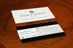 Benjamin Della Rosa #white #business #card #print #design #graphic #black #identity #and