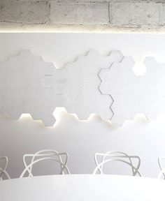 #office #office design #office space #work space #white #art #light