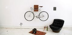 Mikili – Fine Bicycle Furniture made in Berlin #mikili #furniture #bike