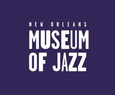 Museum of Jazz | nevercontent— portfolio of Brian Okarski #logo #identity