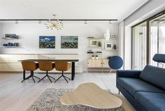The Reminiscent Of Nordic Landscape in YCL Studio's Residential Project - InteriorZine