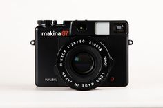 Plaubel Makina 67 #format #camera #medium #analog