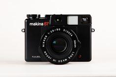 Plaubel Makina 67 #medium #analog #format #camera #6x7