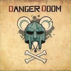 thegrotto v4.3 | DANGERDOOM – The Mouse & the Mask #illlustrator #doom #vector #danger
