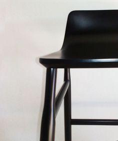Baseball stool- Design Emilio Nanni, Synonymha ,2012 #stoll #design #stool #legno #minimal #emilionanni