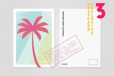 Aloha! Here for you three exclusive designer devoted loved postcard California. #post #66 #stylish #palm #2015 #cmyk #route #a5 #card #design #san #exclusive #envelope #francisco #bridge #california