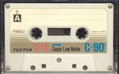 Mr Krum & His Wonderful World Of Bizarre: Blank Cassette Tapes (part 2) #fuji #tape #cassette #design #retro #hifi #audio #blank