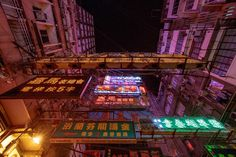 M+ hosts an online exhibition mapping hong kong's neon signs #neon