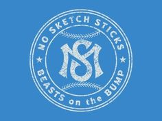 Dribbble - Santa Monica Mavericks by Alex Rinker