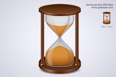 Wooden hourglass illustration psd Free Psd. See more inspiration related to Icon, Clock, Time, Illustration, Psd, Wooden, Sand, Hourglass, Timer, Clock icon, Time icon, Sand clock and Horizontal on Freepik.