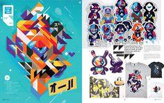 IdN™ Magazine® — IdN v19n4: Shapes in Pattern #magazine