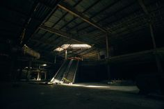 Beautiful Photos of Abandoned Buildings by Chris Walvoord