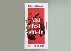 Maifestspiele #opera #editorial #birds