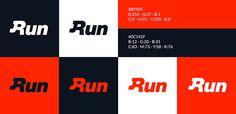 Run - Omar Shammah on Behance #logo #run #sport #branding