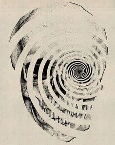 Fancy Clown #skull #spiral