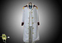 One Piece Monkey D Garp Cosplay Costume Marine Uniform #costume #monkey #cosplay #garp #d