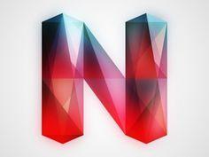 Dribbble - N by Chris Rushing