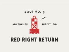 Red Right Return by Dan Cederholm