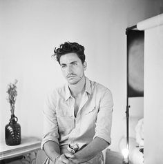 Black & White Portraits by Stephanie Gonot I Art Sponge #stephanie #photography #portrait #gonot #fashion #man
