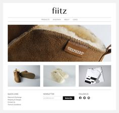 Fiitz by Sawdust #website #site