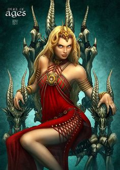 CG Art Illustrations Characters By Kerem Beyit #CG art #digital art #illustrations