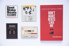 Don't Make Beats Like Me Book