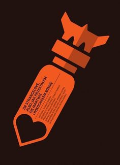 dr-strangelove.jpg (560×771) #design #graphic #hubert #illustration #tereszkiewicz