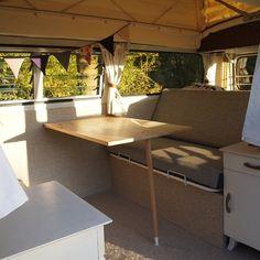 junkaholique: our vw camper van is finished! #travel