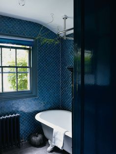 tiles are beautiful #interior #tiles #pattern #space #bathroom