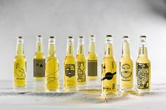Thorsteinn Beer Brand on the Behance Network #beer #gslason #branding #packaging #hlynur #geir #thorleifur #inglfsson #lafsson