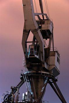 Branislav Kropilak #steel #cranes #kropilak #photography #industrial #branislav