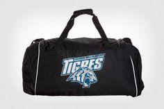 Tigres de garges roller hockey team #bag #port