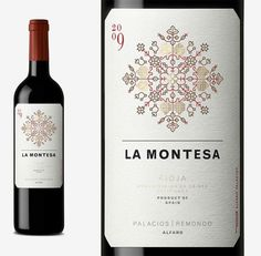 Design Work Life » Dorian: New Wine Packaging #wine #label #ornate