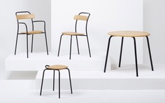 Cafe Furniture Chairs and Stool — minimalgoods