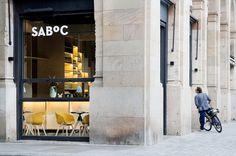 Saboc restaurant #identity #barcelona #restaurant